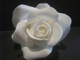 Rose Foam Flower Pick Large 3 Inch