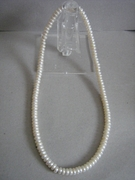 FRESH WATER PEARL NECKLACE 8'