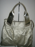 LIGHT GOLD HOBO HANDBAG