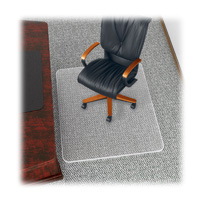 Thickest Chair Mat made 45x53 for Carpet Rectangle