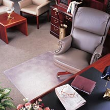 60x72 High Pile Carpet Chairmat