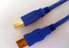 1ft USB 3.0 A Male to B Male Cable