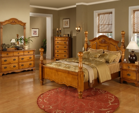 Bryant 5 pc bedroom set furniture 4 less dallas for Furniture 4 less dallas tx