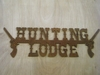 Hunting Lodge with Pistols