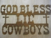 God Bless Lil Cowboys