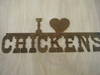 I (heart) Chickens