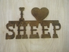 I (heart) Sheep