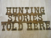 Hunting Stories Told Here