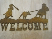Welcome with Team Ropers