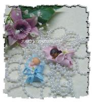 Baby shower Favor B039