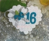 Sweet 16 Cold Porcelain Favor
