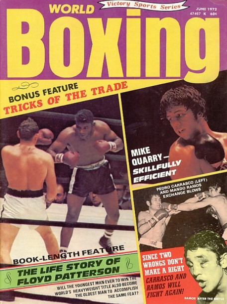 World Boxing Magazine Vintage Back Issues For Sale