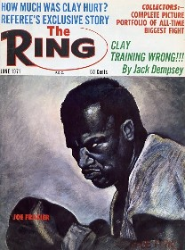Vintage Boxing Magazines and Publications For Sale