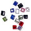 Square Beads - 3MM