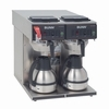 BUNN Thermal Carafe Coffee Brewers - CW, CWTF, CWTF Twin TC