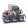 BUNN 12 Cup Coffee Brewer with 5 Warmers