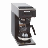 BUNN Pourover Coffee Brewers with 1 Warmer