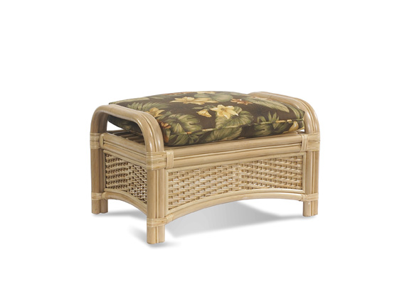 Tropical Breeze Ottoman