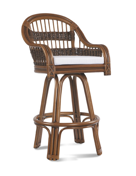 Tigre Bay  Swivel Bar Stool