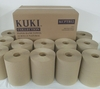 Natural Paper Towel Rolls 600'