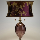 GAB-720 Table Lamp- Purple