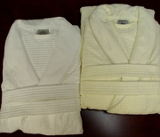 100% Egyptian Cotton Bath Robe