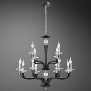Persis- 12 Light Chandelier