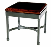 Cervale Iron Side Table