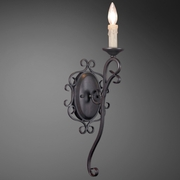 Charlotte- 1 Light Wall Sconce