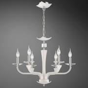 Persis- 6 Light Chandelier
