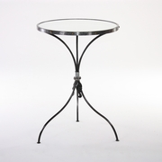 PLN Glass Top Table