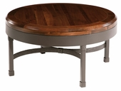 Cedervale Iron Coffee Table