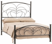 Willow Iron Bed