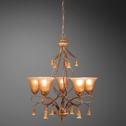 Serena- 5 Light Chandelier