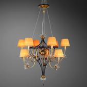 Frida- 9 Light Chandelier