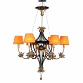 Frida - 6 Light Chandelier