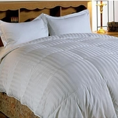 Down Comforter<br>Summer Weight<br>650FP; 300tc Cover