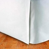 100% Egyptian Cotton Bedskirt-450tc-Solid