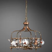 Celnah- 7 Light Chandelier, Design 2