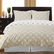 100% Egyptian Cotton Duvet Cover Set-BLM