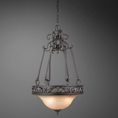 Oxton- 3 Light Pendant