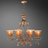 Serena- 8 Light Chandelier