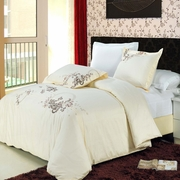 100% Egyptian Cotton Duvet Cover Set-SOP