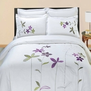 100% Egyptian Cotton Duvet Cover Set-SGD