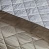 100% Silk Quilted Coverlet