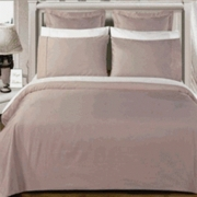 100%Egyptian Cotton Duvet Cover Set-550tc-Solid