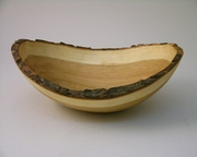 Cherry Oval Bowl