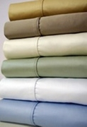 100% Egyptian Cotton Sheet Set-600tc-Solid