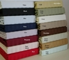 100% Egyptian Cotton Sheet Set-600tc-Stripe