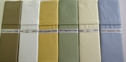 100% Egyptian Cotton Sheet Set-800tc-Solid